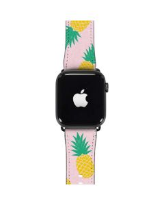 Summer Pineapples Apple Watch Band 38-40mm
