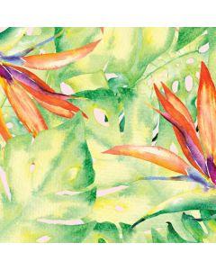 Floral Tropics Generic Laptop Skin