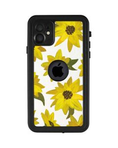 Sunflower Acrylic iPhone 11 Waterproof Case