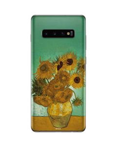 Sunflowers 1888 Galaxy S10 Plus Skin