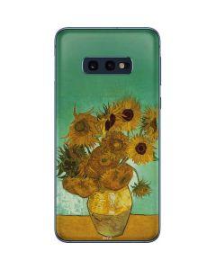 Sunflowers 1888 Galaxy S10e Skin