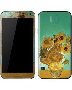 Sunflowers 1888 Galaxy S5 Skin