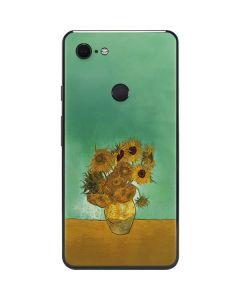 Sunflowers 1888 Google Pixel 3 XL Skin
