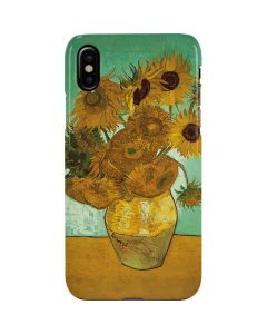 Sunflowers 1888 iPhone XS Max Lite Case