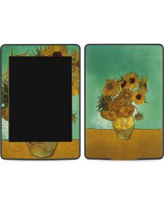 Sunflowers 1888 Amazon Kindle Skin