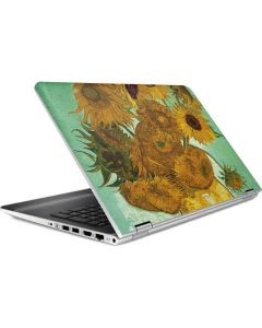 Sunflowers 1888 HP Pavilion Skin