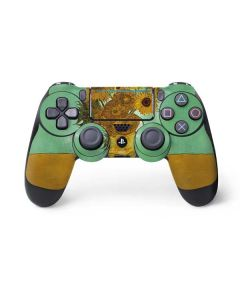 Sunflowers 1888 PS4 Pro/Slim Controller Skin