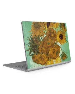Sunflowers 1888 Surface Book 2 15in Skin