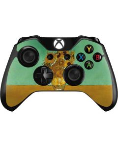 Sunflowers 1888 Xbox One Controller Skin