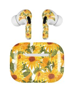 Sunflowers Apple AirPods Pro Skin