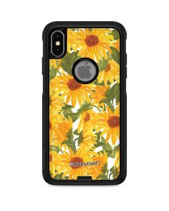 Sunflowers Otterbox Commuter iPhone Skin