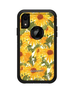 Sunflowers Otterbox Defender iPhone Skin
