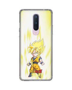 Super Saiyan OnePlus 8 Clear Case