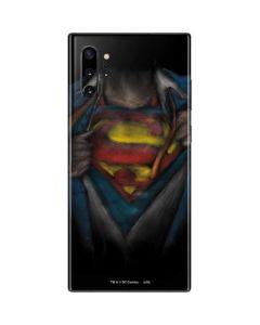 Superman Chalk Galaxy Note 10 Plus Skin