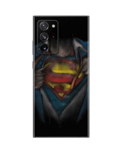 Superman Chalk Galaxy Note20 Ultra 5G Skin