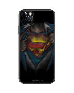 Superman Chalk iPhone 11 Pro Max Skin