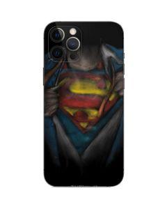 Superman Chalk iPhone 12 Pro Skin