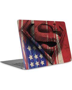 Superman Crest Apple MacBook Air Skin