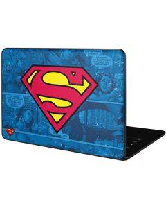 Superman Logo Google Pixelbook Go Skin