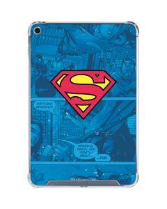 Superman Logo iPad Mini 5 (2019) Clear Case