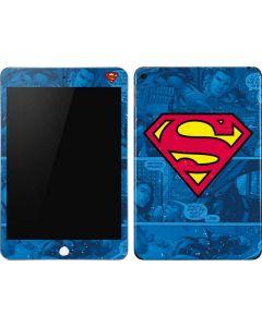 Superman Logo Apple iPad Mini Skin