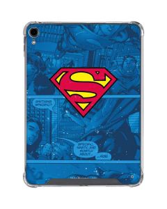 Superman Logo iPad Pro 11in (2018-19) Clear Case
