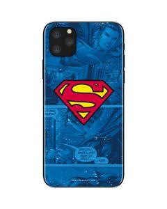 Superman Logo iPhone 11 Pro Max Skin