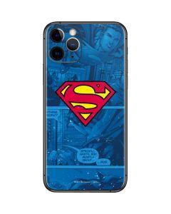 Superman Logo iPhone 11 Pro Skin