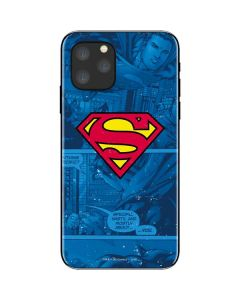 Superman Logo iPhone 11 Pro Skin