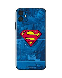 Superman Logo iPhone 11 Skin