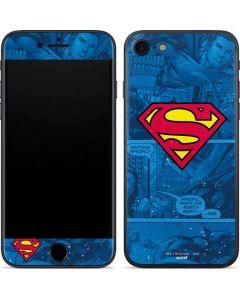 Superman Logo iPhone SE Skin
