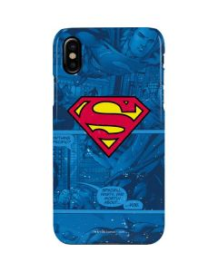 Superman Logo iPhone XS Max Lite Case