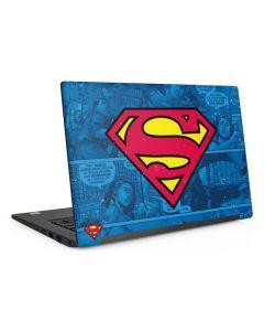 Superman Logo Dell Latitude Skin