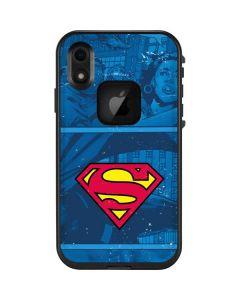 Superman Logo LifeProof Fre iPhone Skin