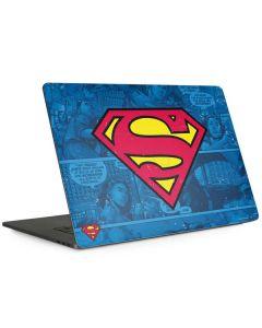 Superman Logo Apple MacBook Pro 15-inch Skin