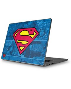 Superman Logo Apple MacBook Pro 17-inch Skin