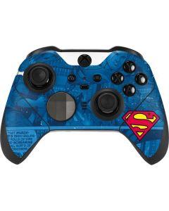 Superman Logo Xbox Elite Wireless Controller Series 2 Skin