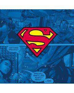 Superman Logo Compaq Presario CQ57 Skin