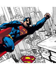 Flying Superman PlayStation Classic Bundle Skin