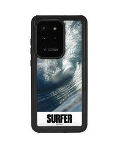 SURFER Magazine Barrel Wave Galaxy S20 Ultra 5G Waterproof Case