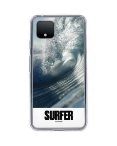 SURFER Magazine Barrel Wave Google Pixel 4 Clear Case