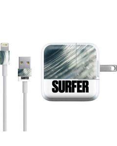 SURFER Magazine Barrel Wave iPad Charger (10W USB) Skin