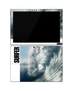 SURFER Magazine Barrel Wave Surface Pro 7 Skin