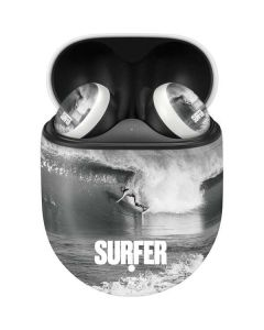 SURFER Magazine Black and White Google Pixel Buds Skin