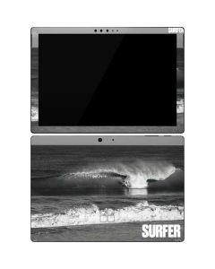 SURFER Magazine Black and White Surface Pro 7 Skin