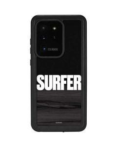 SURFER Magazine Bold Galaxy S20 Ultra 5G Waterproof Case