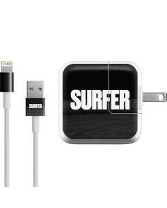 SURFER Magazine Bold iPad Charger (10W USB) Skin