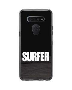 SURFER Magazine Bold LG K51/Q51 Clear Case