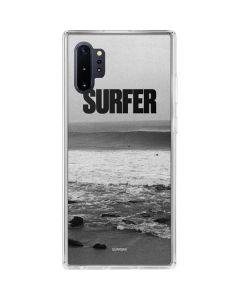 SURFER Magazine Galaxy Note 10 Plus Clear Case