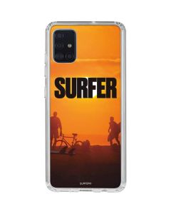 SURFER Magazine Group Galaxy A51 Clear Case